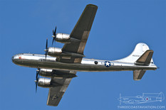 EAA AirVenture Oshkosh - 2019  Boeing B-29 Superfortress 'Doc'  Doc's Friends