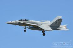 NAF El Centro - Oct 24, 2012  McDonnell Douglas F/A-18C Hornet  VFA-106 Gladiators - United States Navy