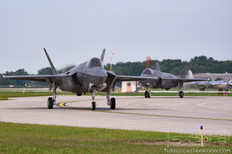 Thunder Over Michigan - 2018  Lockheed Martin F-35A Lightning II  United States Air Force