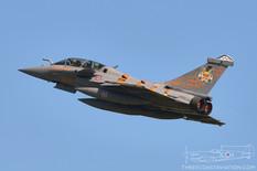 NATO Tiger Meet - 2017  Dassault Rafale B  ECE 01/30 - French Air Force