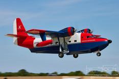 EAA AirVenture Oshkosh - 2021  Grumman HU-16 Albatross  International Test Pilots School