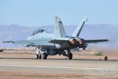 NAF El Centro - Nov 17, 2015  Boeing F/A-18F Super Hornet  VFA-122 Flying Eagles - United States Navy