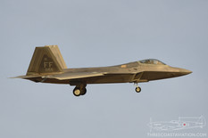 Red Flag 18-1  Lockheed Martin F-22 Raptor  94th Fighter Squadron - United States Air Force