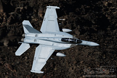 Star Wars Canyon - Jan 24, 2019  Boeing EA-18G Growler  VX-31 Dust Devils - United States Navy