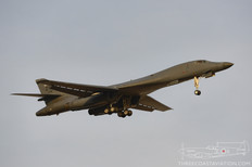 Red Flag 18-1  Rockwell B-1B Lancer  9th Bomb Squadron 'Bats' - United States Air Force