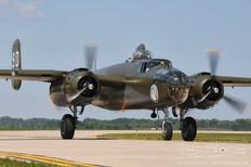 Thunder Over Michigan - 2010  North American B-25J Mitchell
