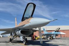NAS Fallon - Jun 10, 2019  General Dynamics F-16 Fighting Falcons  NAWDC - United States Navy