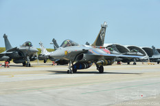 NATO Tiger Meet - 2017  Dassault Rafale C  EC 3/30 - French Air Force