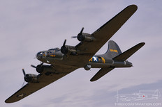 Geneseo Airshow - 2007  Boeing B-17G Flying Fortress 'Memphis Belle'