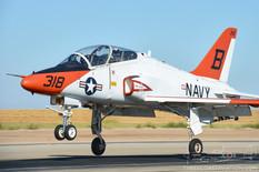 NAF El Centro - Oct 24, 2012  McDonnell Douglas T-45C Goshawk  VT-22 Golden Eagles - United States Navy