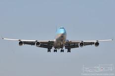 CYYZ - Sep 2, 2009  Boeing 747  Korean Air Cargo