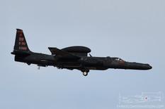 Nellis AFB - Jun 11, 2019  Lockheed U-2S Dragon Lady  United States Air Force