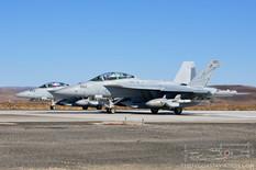 NAS Fallon - Oct 30, 2019  Boeing EA-18G Growler  VAQ-131 Lancers - United States Navy