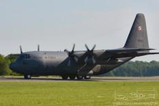 Tactical Weapons Meet - 2017  Lockheed C-130E Hercules  Polish Air Force