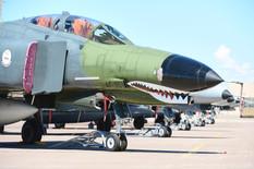 Phantom Conference - 2016  McDonnell Douglas QF-4E Phantom II  82nd Aerial Targets Squadron - United States Air Force
