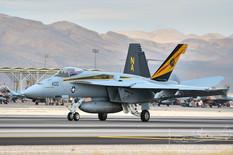 Red Flag 13-2  Boeing F/A-18E Super Hornet  VFA-25 - United States Navy