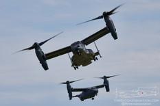 EAA AirVenture Oshkosh - 2021  Bell CV-22 Osprey  United States Air Force