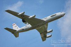 Airshow London - 2021  Boeing E-3B Sentry  United States Air Force
