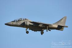 NAF El Centro - Nov 17, 2015  McDonnell Douglas TAV-8B Harrier II  VMAT-203 Hawks - United States Marine Corps