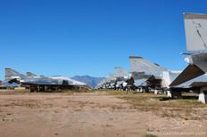 Phantom Conference - 2011  McDonnell Douglas F-4 Phantom II  309th Aerospace Maintenance and Regeneration Group - United States Air Force