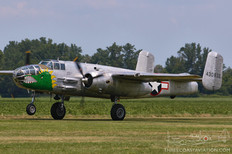 Geneseo Airshow - 2006  North American B-25J Mitchell 'Green Dragon'