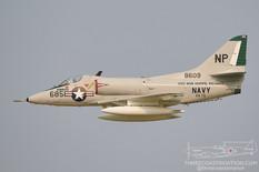 EAA AirVenture Oshkosh - 2021  Douglas A-4B Skyhawk   Warbird Heritage Foundation