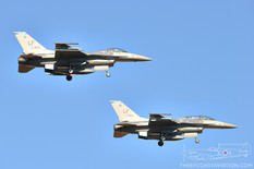 Luke AFB - Feb 21, 2017  General Dynamics F-16 Fighting Falcon  309th Fighter Squadron 'Wild Ducks' - United States Air Force