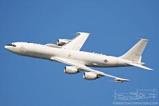 Centennial of Naval Aviation - Naval Air Station North Island  Boeing E-6B Mercury  United States Navy