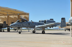 Phantom Conference - 2011  Fairchild Republic A-10C Thunderbolt II  358th Fighter Squadron 'Lobos' - United States Air Force