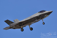Red Flag 20-2  Lockheed Martin F-35A Lightning II  56th Fighter Wing - United States Air Force