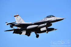 Luke AFB - Oct 31, 2018  General Dynamics F-16C Fighting Falcon  425th Fighter Squadron 'Black Widows' - Republic of Singapore Air Force