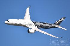 MAKS - 2019  Airbus A350-900