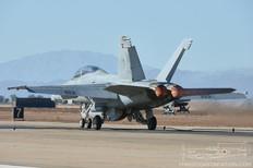 NAF El Centro - Nov 10, 2016  Boeing F/A-18F Super Hornet  VFA-122 Flying Eagles - United States Navy