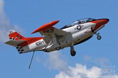 Thunder Over Michigan - 2008  North American T-2C Buckeye