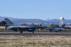 Tucson Air National Guard Base - Feb 20, 2019  General Dynamics F-16C Fighting Falcon  Iraqi Air Force