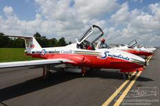 Airshow London - 2021  Canadair CT-114 Tutor  431 Air Demonstration Squadron Snowbirds - Royal Canadian Air Force