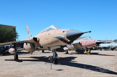 Phantom Conference - 2011  Republic F-105G Thunderchief  Pima Air & Space Museum