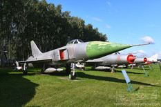 Central Air Force Museum  Sukhoi Su-15 Flagon