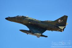 Nellis AFB - Nov 5, 2019  Douglas A-4K Skyhawk  Draken International
