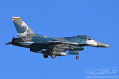 Red Flag 20-1  General Dynamics F-16C Fighting Falcon  64th Aggressor Squadron - United States Air Force