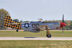 Gathering of Mustangs & Legends - 2007  North American P-51D Mustang