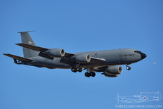 Red Flag 20-2  Boeing KC-135R Stratotanker  116th Air Refueling Squadron - United States Air Force