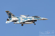 Red Flag 17-4   General Dynamics F-16C Fighting Falcon  64th Aggressor Squadron - United States Air Force