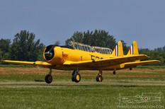 Geneseo Airshow - 2005  North American Harvard