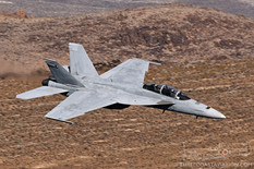 Star Wars Canyon - Jan 24, 2019  Boeing F/A-18F Super Hornet  United States Navy