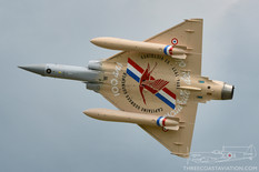 Tactical Weapons Meet - 2017  Dassault Mirage 2000-5F  Escadron de Chasse 1/2 Cigognes - French Air Force