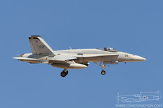Red Flag 17-4  McDonnell Douglas F/A-18C Hornet  VMFA-314 Black Knights - United States Marine Corps