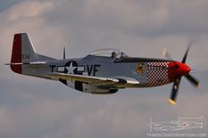 Gathering of Mustangs & Legends - 2007  North American P-51D Mustang 'Shangrila'