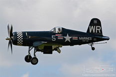 Thunder Over Michigan - 2019  Chance-Vought F4U-5N Corsair