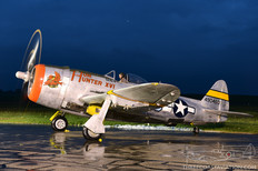 Thunder Over Michigan - 2018  Republic P-47D Thunerbolt  Tennessee Museum of Aviation